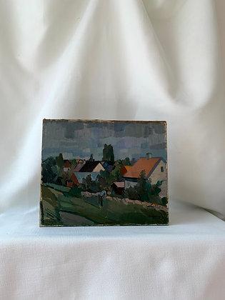 House in Vitemölla by Henning STÅHLBERG 1888–1953, Sweden