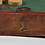 Thumbnail: Old game box, wood veneered, with playing stones, 19th century