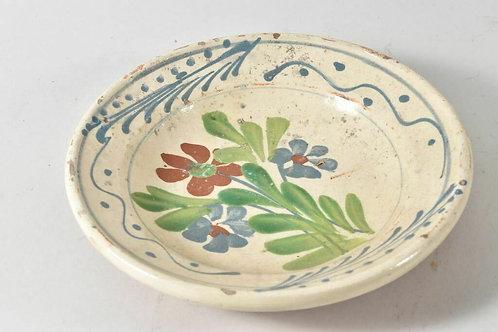 Hungarian Ceramic Folk Bowl