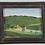 Thumbnail: Reverse Glass Painting, German, 1972