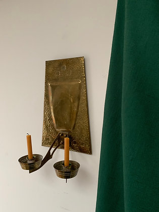 Early 20th Century Brass Sconce