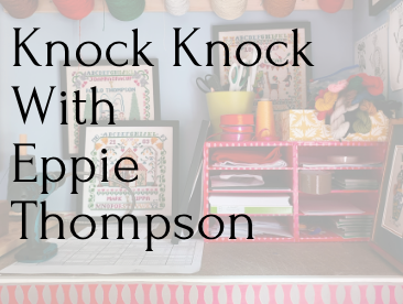 Knock Knock With Eppie Thompson.