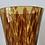 Thumbnail: Mid-Century Modern Tortoiseshell Glass Vase