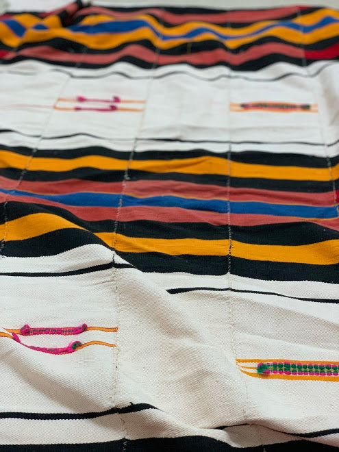 Antique Fulani Blanket