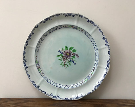 Large Calyx Ware Charger Plate