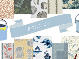 SHOPPING: AFFORDABLE WALLPAPER
