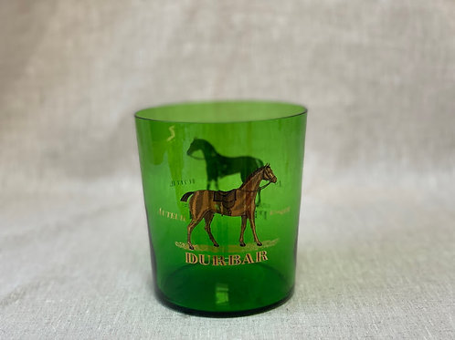 Vintage Horse Racing Ice Bucket