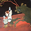 Thumbnail: Vintage Japanese Lacquered Tray