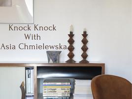 Knock Knock With Asia Chmielewska