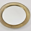 Thumbnail: 1970s Mirror With Brass Frame