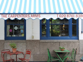 CAFE CULTURE: The Carpenters Arms
