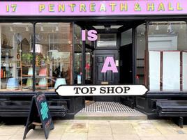 Pentreath & Hall Is A Top Shop