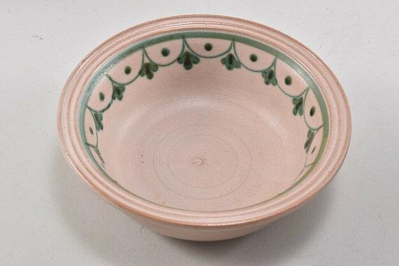 Vintage Painted Bowl