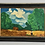 Thumbnail: Framed Oil Painting, Landscape, signed Baum, dated 1987