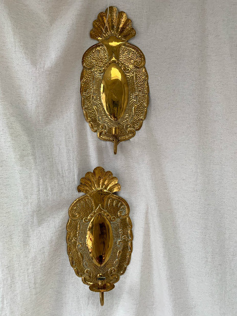 Early 20th Century Swedish Sconces