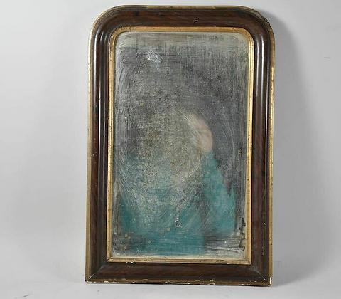 19th Century German Mirror