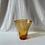 Thumbnail: Hand Blown Amber Glass Vase
