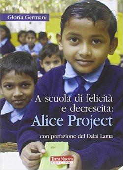 Articolo di Gloria Germani sul progetto Alice