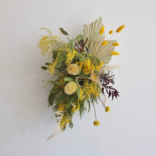Mimosa Wall Decor (order by March 5th)