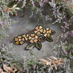 Flower Barrette (Hair clip)