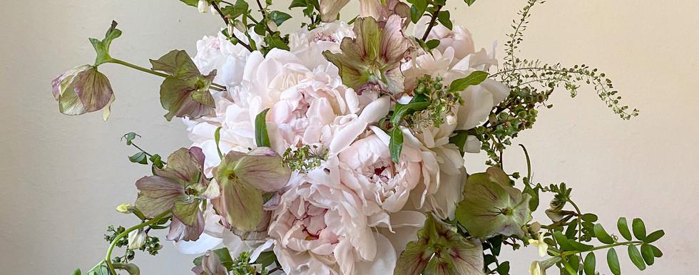 Large Vase Arrangement $245