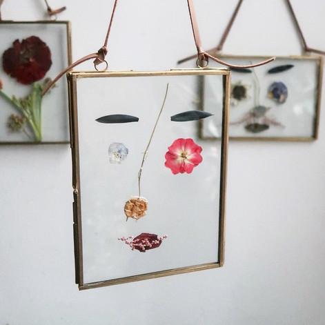 Floral Friend Frame