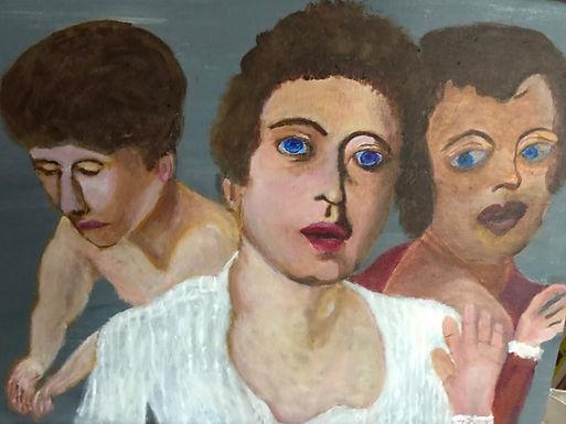 Trois Jeunes Garcons