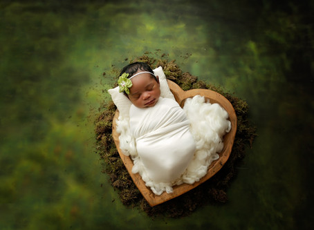 So, WHY Choose mj for YOUR Newborn Photos??