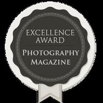 excellence award photogrpahy magazine