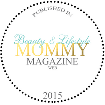 Published in mommy magazine