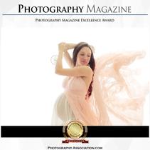 photogrpahy magazine excellence award maternity