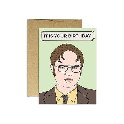 Dwight Card