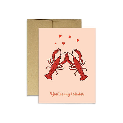 Friends- You're My Lobster