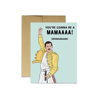 Freddie New Mama