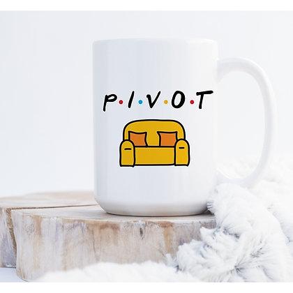 Friends Pivot! Coffee Mug