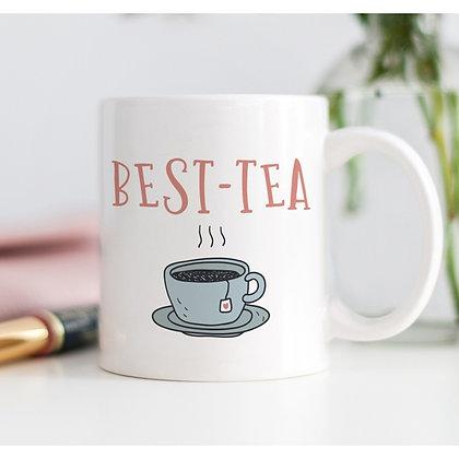 Best-Tea Coffee Mug