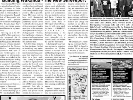 An Entrepreneur's Paradise: The New Shreveport