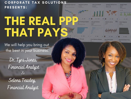 THE PPP THAT PAYS.....