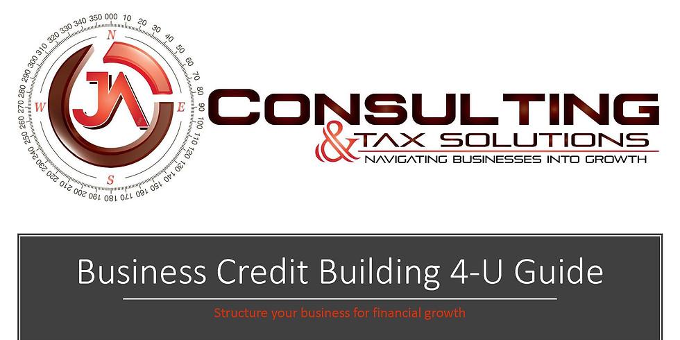 DIY Business Credit 4-U Program Guide