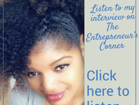 The Entrepreneur's Corner Interview Episode: Passion Pays/Get Money