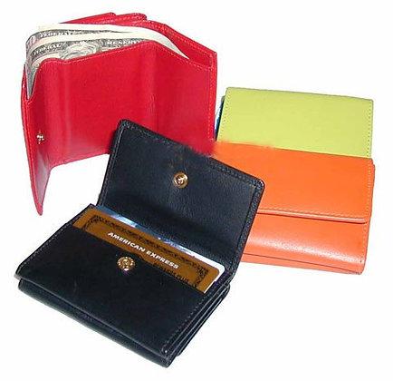 RFID Ladies Mini-Wallet