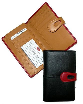 RFID Ladies Clutch Wallet