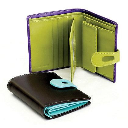 RFID Ladies Bifold Wallet