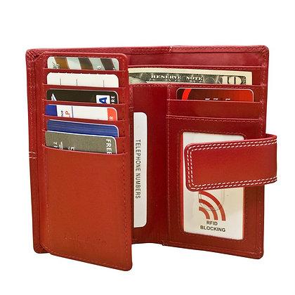 RFID Ladies Medium Wallet