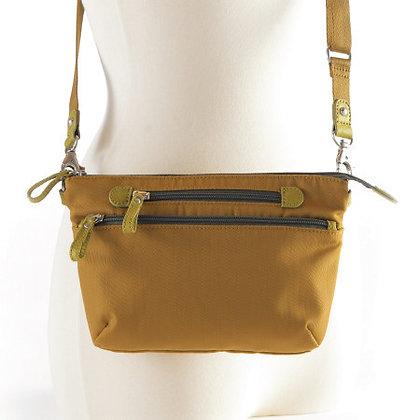 Microfiber Crossbody Waistpack Bag