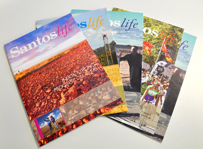 Santos Life Magazine