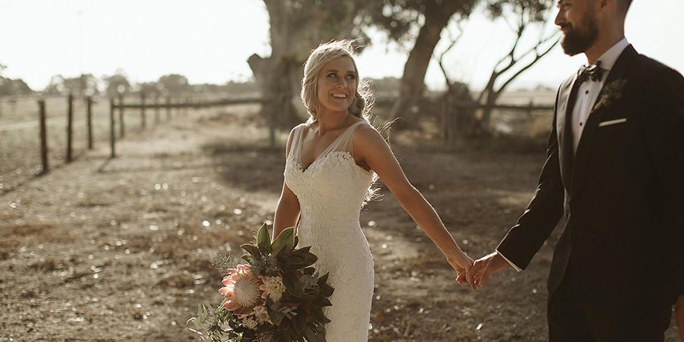 Langhorne Creek Wedding Trail