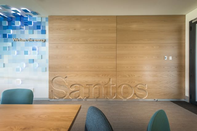 Santos Branded Suit Adelaide Oval