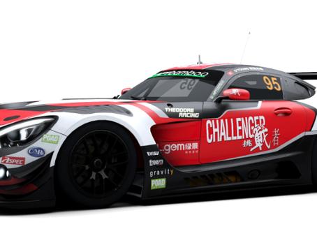 《平治 AMG GT3》經已在電競賽車遊戲 RACEROOM 正式上架