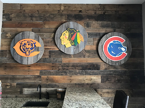 Barrelhead Chicago sports teams